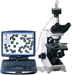 image particle analysis system analyzer