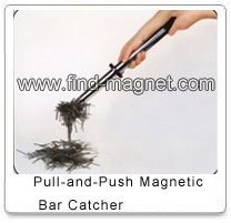 pull push magnetic attractor