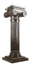 granite column marble pilla rome colum