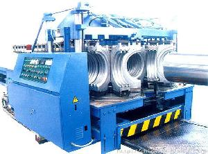 wall corrugated pipe equipment