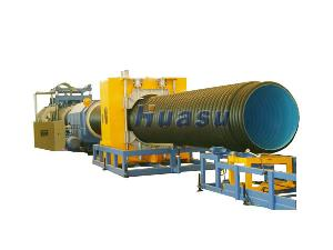 wall corrugated pipe machinery