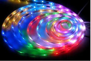 digital led flexible strip rgb decoration lighting