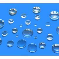 lense concave convax cylindrical caf2 sapphire yag uvfs slicon bk7 laser