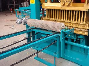 concrete hollow block machine