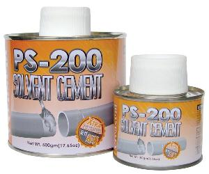 pvc pipe adhesive solvent cement