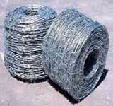 barbed rope