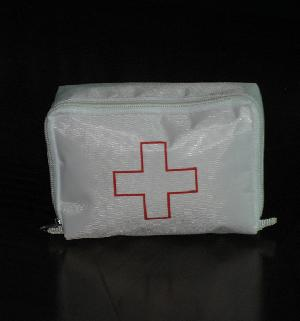 aid kit box family sports