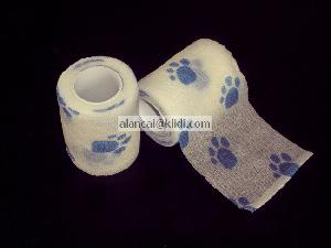 cartoon hand bandages animals pet bandage adhesive