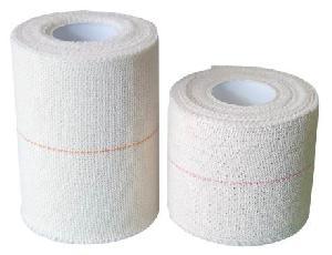 Heavy Ace Bandage, Cotton Material, Soft Edge, Heavy Adhesive