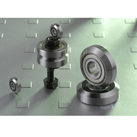 journal bearings track rollers beveling profile re