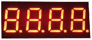 digital digit display led