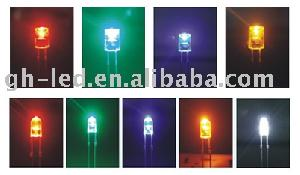 led lamp light emitting diode photoelectric components
