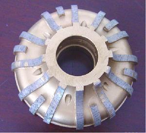 cnc segmented profiling wheel f20