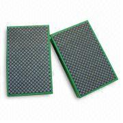 electroplated hand pad hpe901