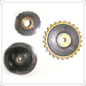 guide chain roller