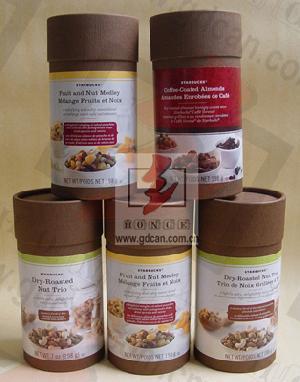 box packaging coffee tea chocolate