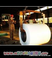 coated steel coil