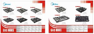 gas hobs midea appliance