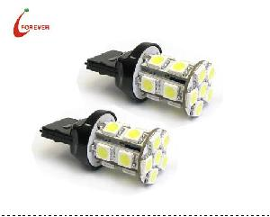 export auto led bulb t20 13smd