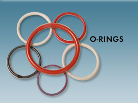 ptfe encapsulated silicone viton o ring rubber rings