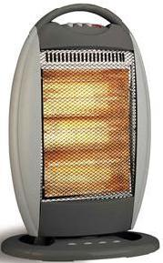 halogen heater tubes repeating rolling