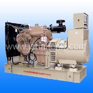 diesel generator powered cummins 4bt3 9 g1
