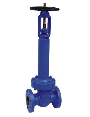 cast steel bellow gate valve