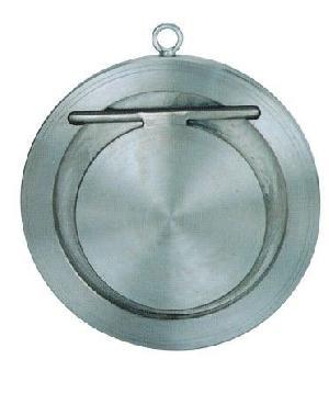 din clapet wafer check valve