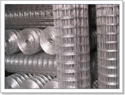2 x welded wire mesh fabric