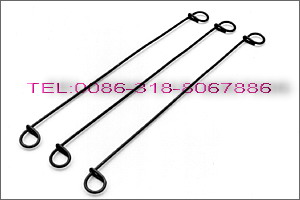 wire ties construction bar loop tie