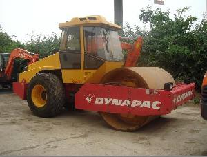 dynapac road roller ca602 conditions
