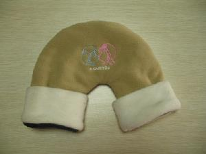 plush couple gloves