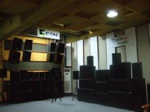 distributor pro audio speaker pa system la s
