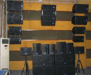 sound pro audio speaker cabinets