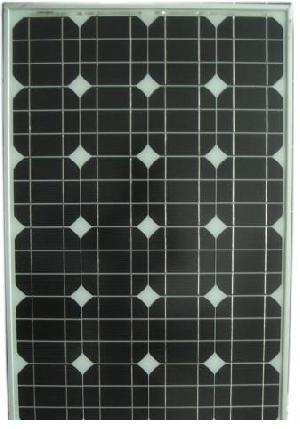 mono crystalline solar panel peak power 55w tsm055