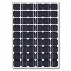 monocrystalline silicon solar panel peak power 135w tsm135