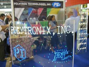 polytron optical vision glass supplier 2009 shanghai