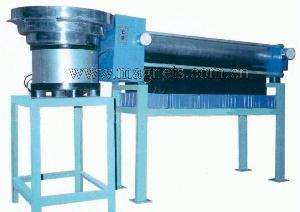 cylindrical magnet outer separator