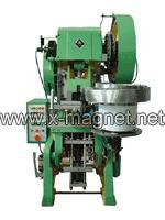 dry powder sizing press