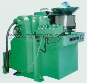horizontal sides grinder grinding machine cutting shapes magnets