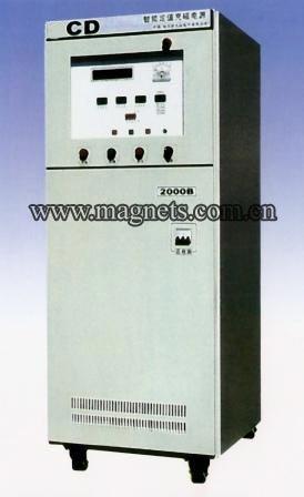 pulse magnetizer magnetizing power