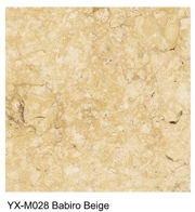 babiro beige marble