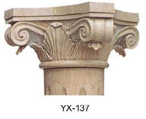 marble column pillar