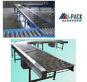 roller conveyor conveying system
