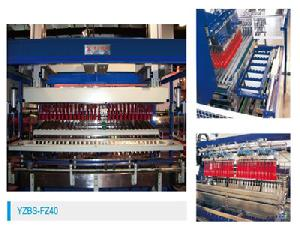 yz bs fz40 carton loading machine bottle tin packaging equipment