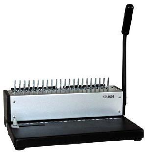 binding machine sd 1500