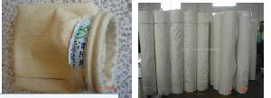 nonwoven dust collector bag filter cloth