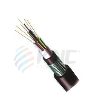 steel armored fiber optic cable