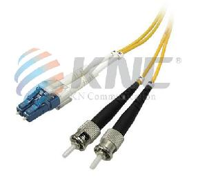 lc st duplex fiber optic patch cord