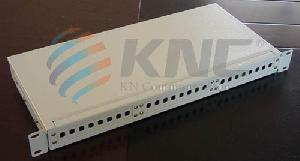 rack mount fiber optic patch panel
